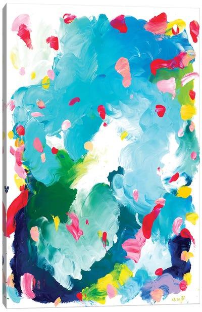 Ponyo Canvas Art Print