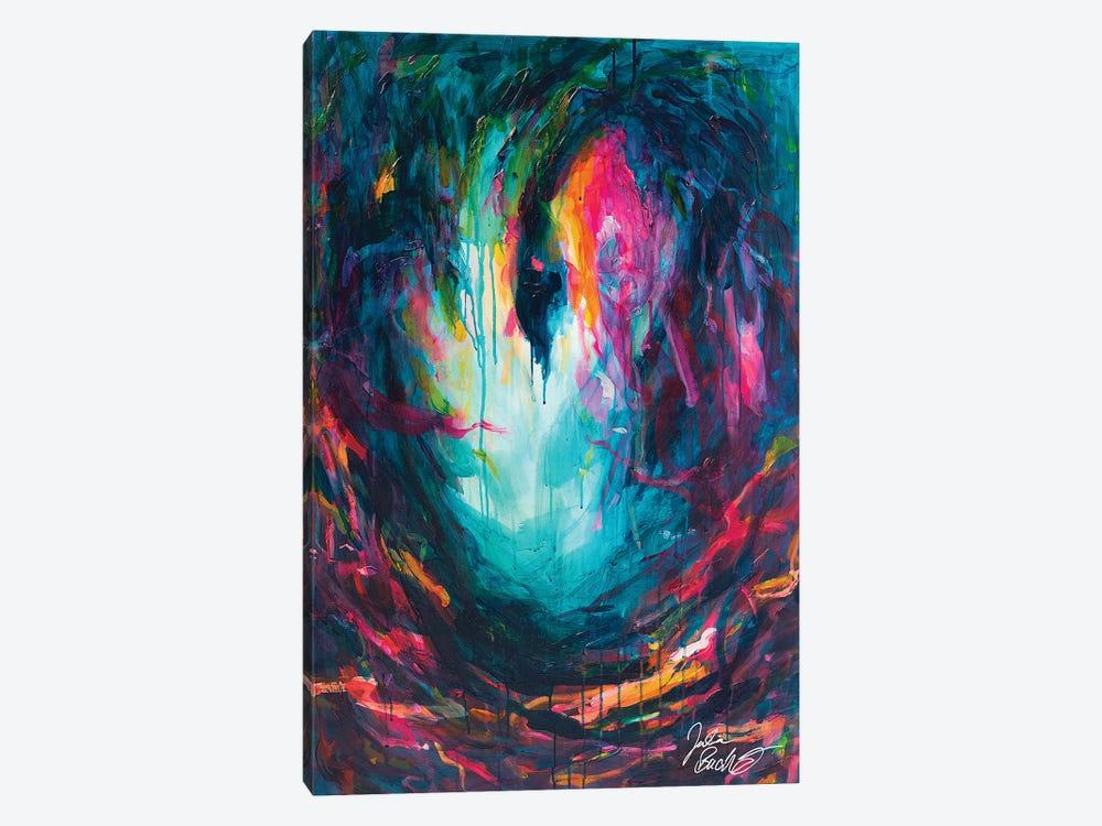 Cygnus by Julia Badow 1-piece Canvas Art Print