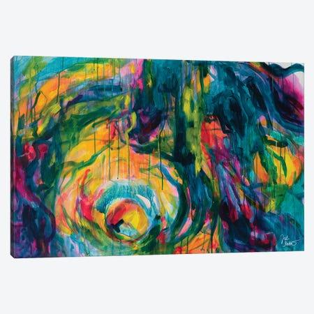 Wild At Heart Canvas Print #JUB253} by Julia Badow Canvas Art Print