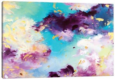 Send Flowers Over The Sea Canvas Art Print