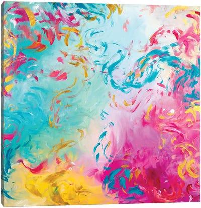 Unlock Everything Canvas Art Print