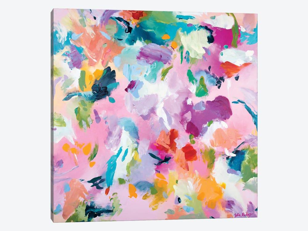 Wild Garden by Julia Badow 1-piece Art Print