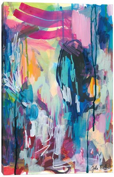 Adulting Canvas Art Print