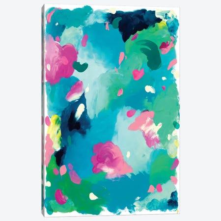 Bliss Canvas Print #JUB3} by Julia Badow Canvas Artwork