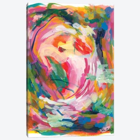 Caught In A Lie 3-Piece Canvas #JUB42} by Julia Badow Canvas Art Print