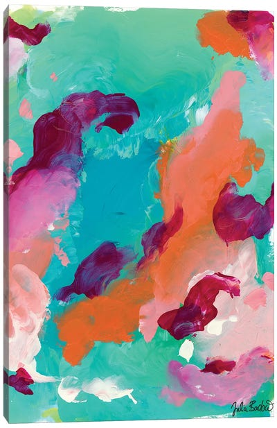 Go Getter Canvas Art Print