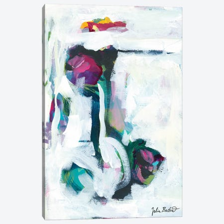 Growing Pains Canvas Print #JUB51} by Julia Badow Canvas Artwork