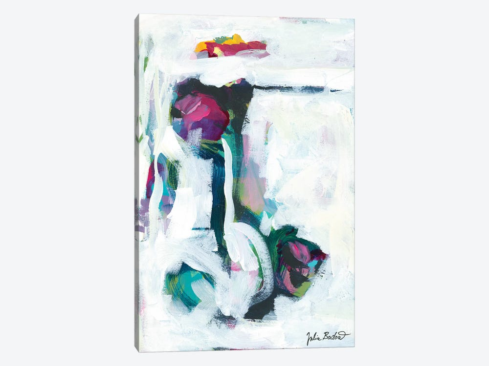 Growing Pains by Julia Badow 1-piece Canvas Art