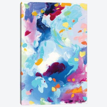 Kissed By Midnight 3-Piece Canvas #JUB59} by Julia Badow Canvas Artwork
