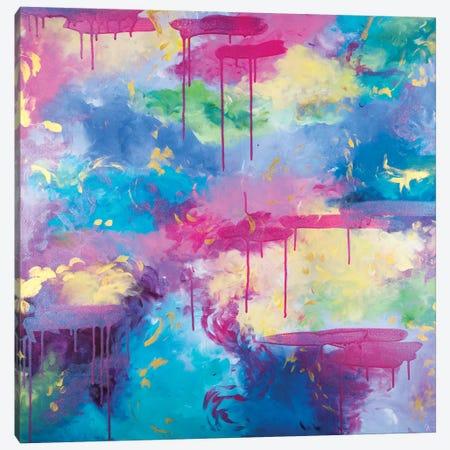 Endless Possibilities Canvas Print #JUB6} by Julia Badow Art Print