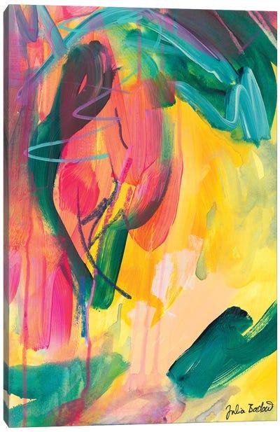 Cognoscente Canvas Art Print