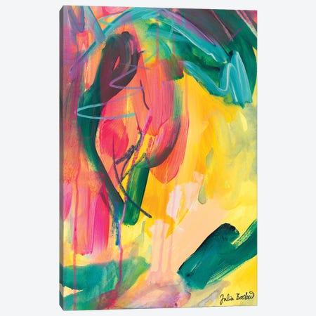 Cognoscente Canvas Print #JUB79} by Julia Badow Canvas Art