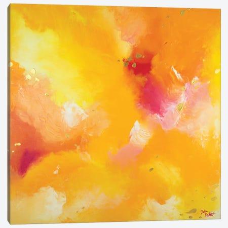Endless Summer Canvas Print #JUB7} by Julia Badow Art Print