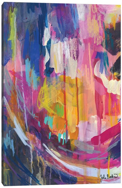Declutter Your Self Canvas Art Print