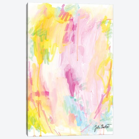 Getting Pulled In Every Direction Canvas Print #JUB92} by Julia Badow Canvas Wall Art