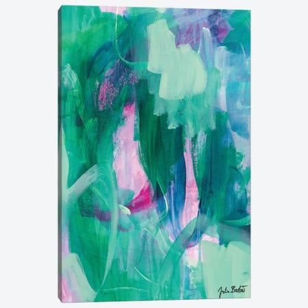 Hoping And Acting Canvas Print #JUB94} by Julia Badow Canvas Art Print