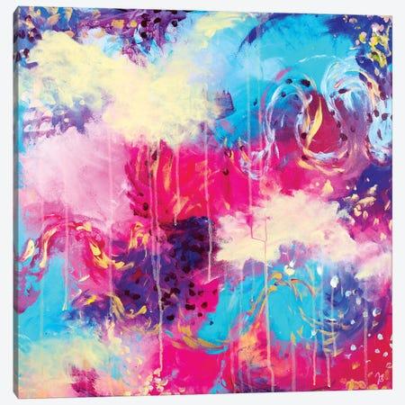 Everything Is Illuminated Canvas Print #JUB9} by Julia Badow Canvas Artwork