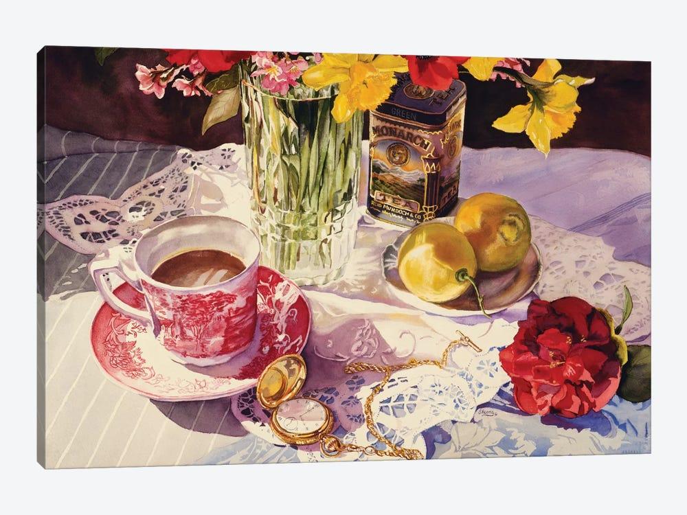 High Tea by Judy Koenig 1-piece Canvas Art