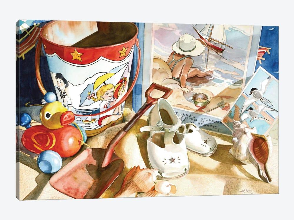 Lazy Daze by Judy Koenig 1-piece Canvas Art