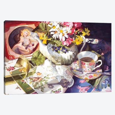 Morning light Canvas Print #JUD18} by Judy Koenig Canvas Artwork