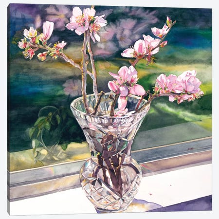 Thank you Vincent Canvas Print #JUD24} by Judy Koenig Canvas Art