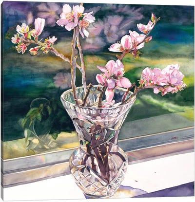 Thank you Vincent Canvas Art Print