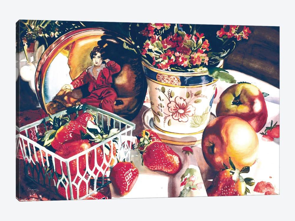 Dolce Rosa by Judy Koenig 1-piece Canvas Artwork