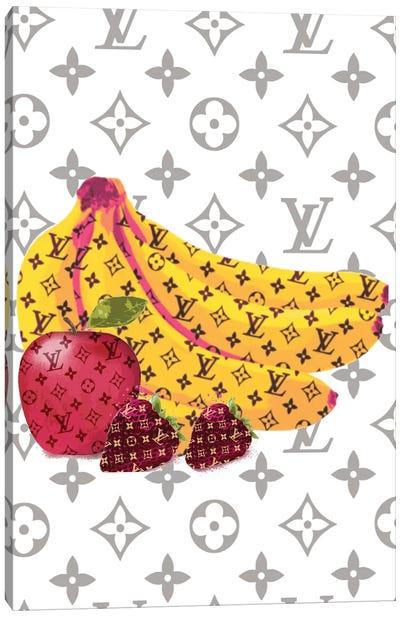 Louis Vuitton Fruit Canvas Art Print