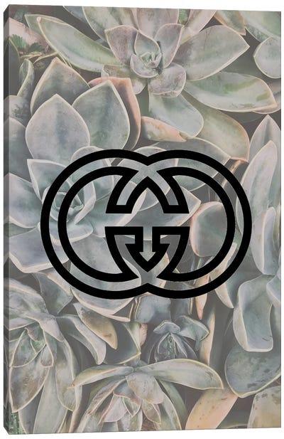 Gucci Succulents Canvas Art Print