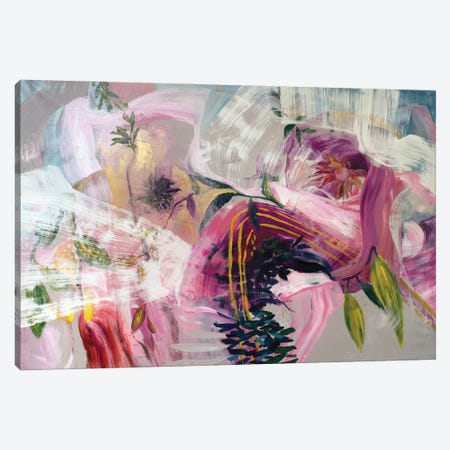 Awakening Canvas Print #JUH105} by Julia Hacker Canvas Wall Art