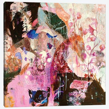 Do Not Look Back Canvas Print #JUH108} by Julia Hacker Canvas Art Print