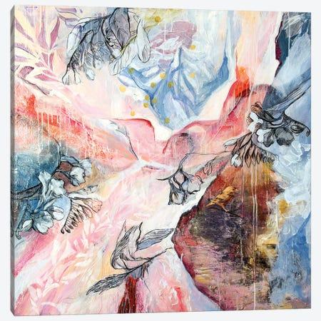 Peace Offering Canvas Print #JUH122} by Julia Hacker Art Print