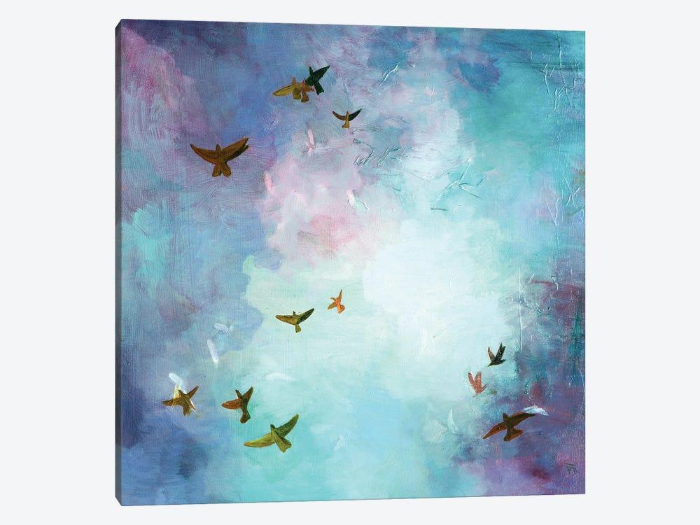 Sky by Julia Hacker 1-piece Canvas Art Print