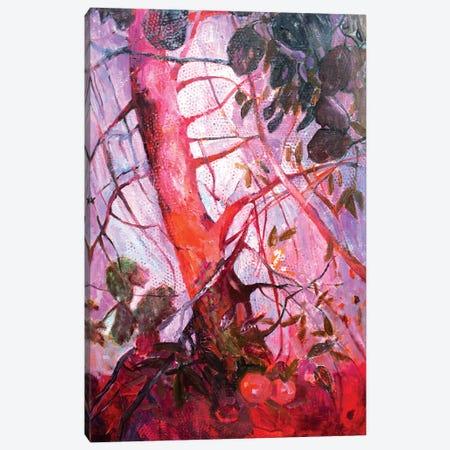 The Lover Canvas Print #JUH132} by Julia Hacker Canvas Artwork