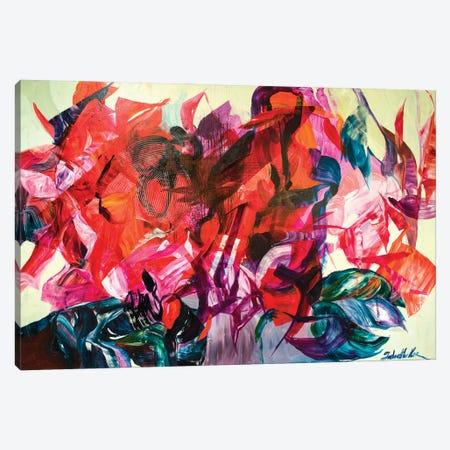 The Thousand Kisses Deep Canvas Print #JUH133} by Julia Hacker Canvas Artwork