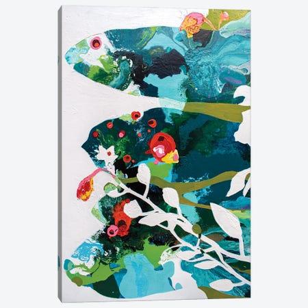 World Canvas Print #JUH137} by Julia Hacker Canvas Art Print