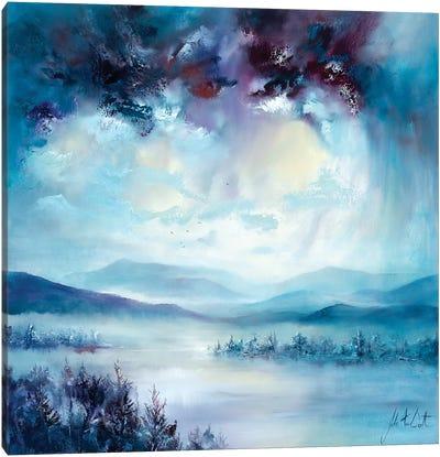 English Mist Canvas Art Print