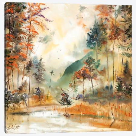 Expecting Joy Canvas Print #JUI14} by Julie Ann Scott Canvas Artwork