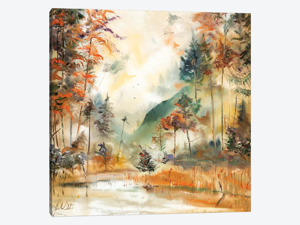 Expecting Joy by Julie Ann Scott 1-piece Canvas Wall Art