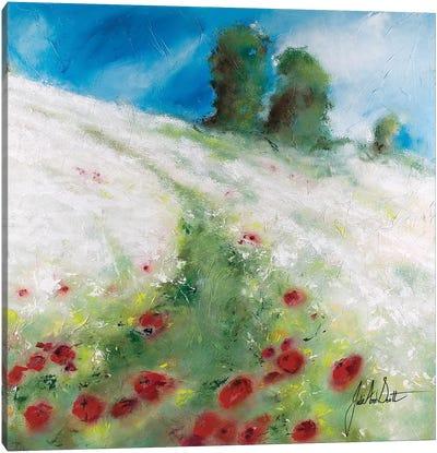 Fields of Joy II Canvas Art Print