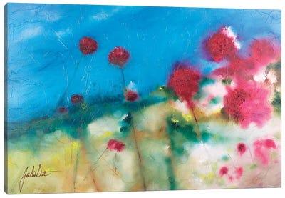 Fields of Joy III Canvas Art Print