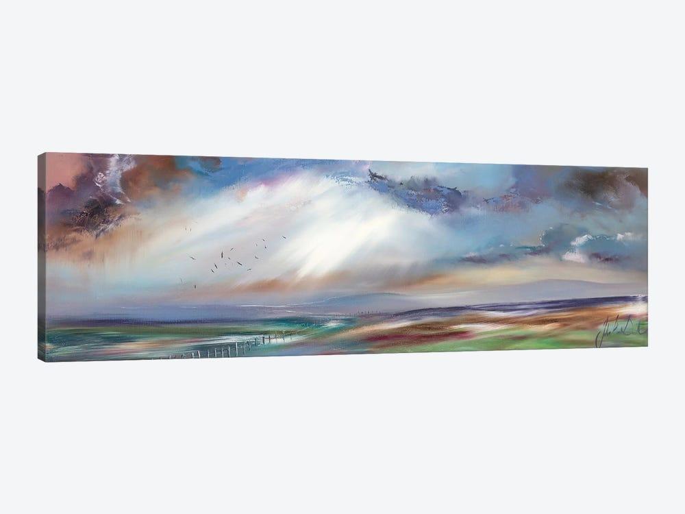 Horizons of Hope II by Julie Ann Scott 1-piece Canvas Art Print