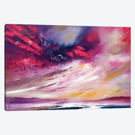 Horizons of Hope IV Canvas Print #JUI30} by Julie Ann Scott Canvas Print
