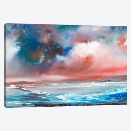 Just Believe Canvas Print #JUI31} by Julie Ann Scott Art Print