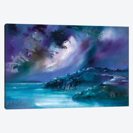 Peaceful Sleeping Canvas Print #JUI36} by Julie Ann Scott Canvas Art