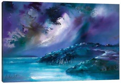 Peaceful Sleeping Canvas Art Print