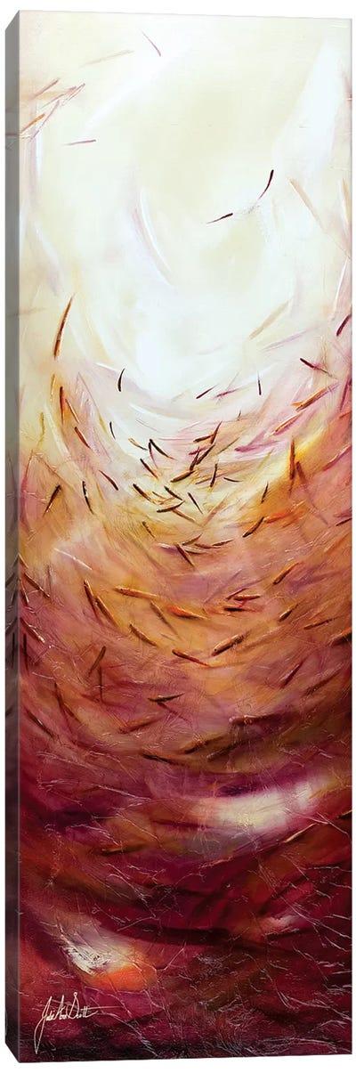 Tides of Peace I Canvas Art Print