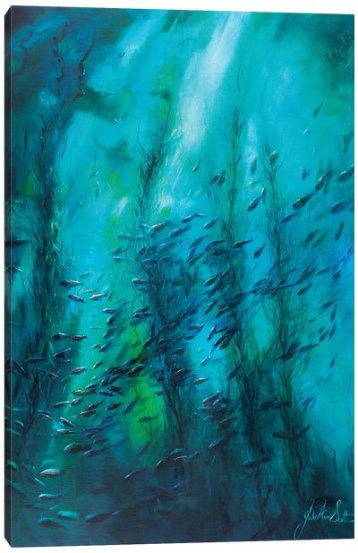 Tides of Peace II Canvas Art Print