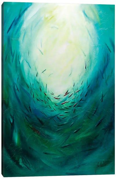 Tides of Peace III Canvas Art Print