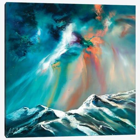 Unfailing Love Canvas Print #JUI48} by Julie Ann Scott Canvas Art
